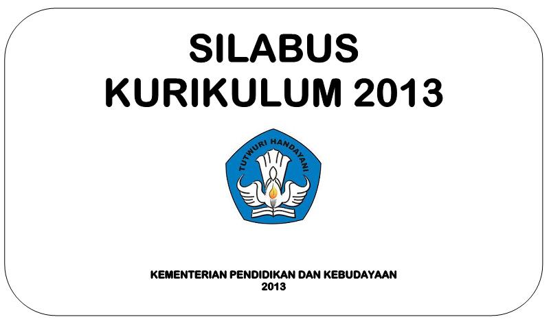 Silabus Kelas 1 2 3 4 5 6 Kurikulum 2013 Sd Budiyono2313 Wordpress Com